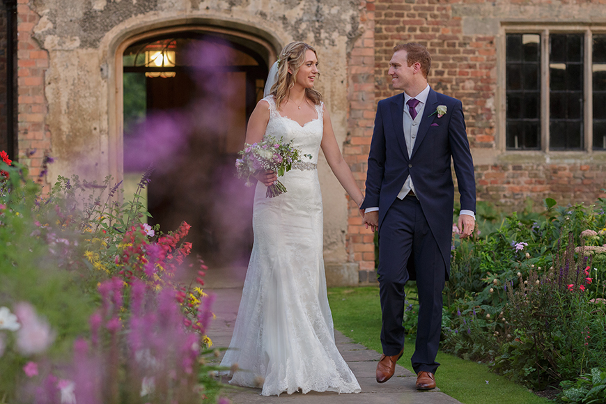 10 Unmissable Midlands Wedding Venues - Holme Pierrepont Hall | CHWV
