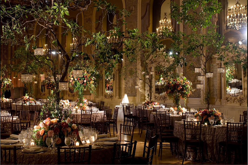 How to get that glorious garden wedding theme chwv for Indoor outdoor wedding venues