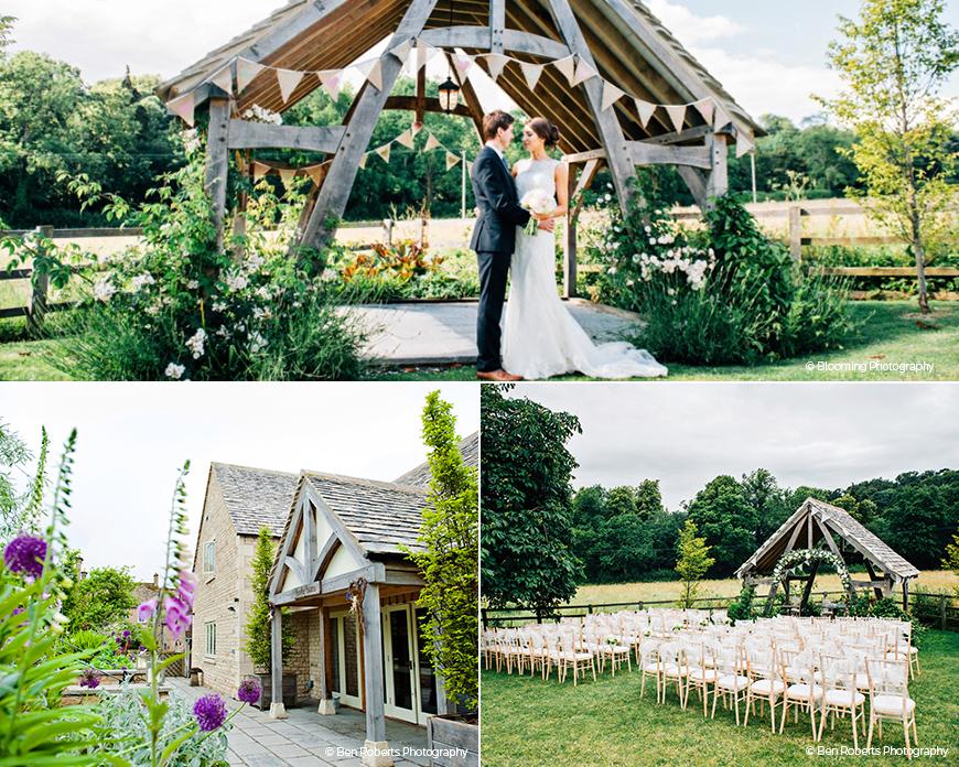 Hyde Barn - Barn wedding venue in Gloucestershire