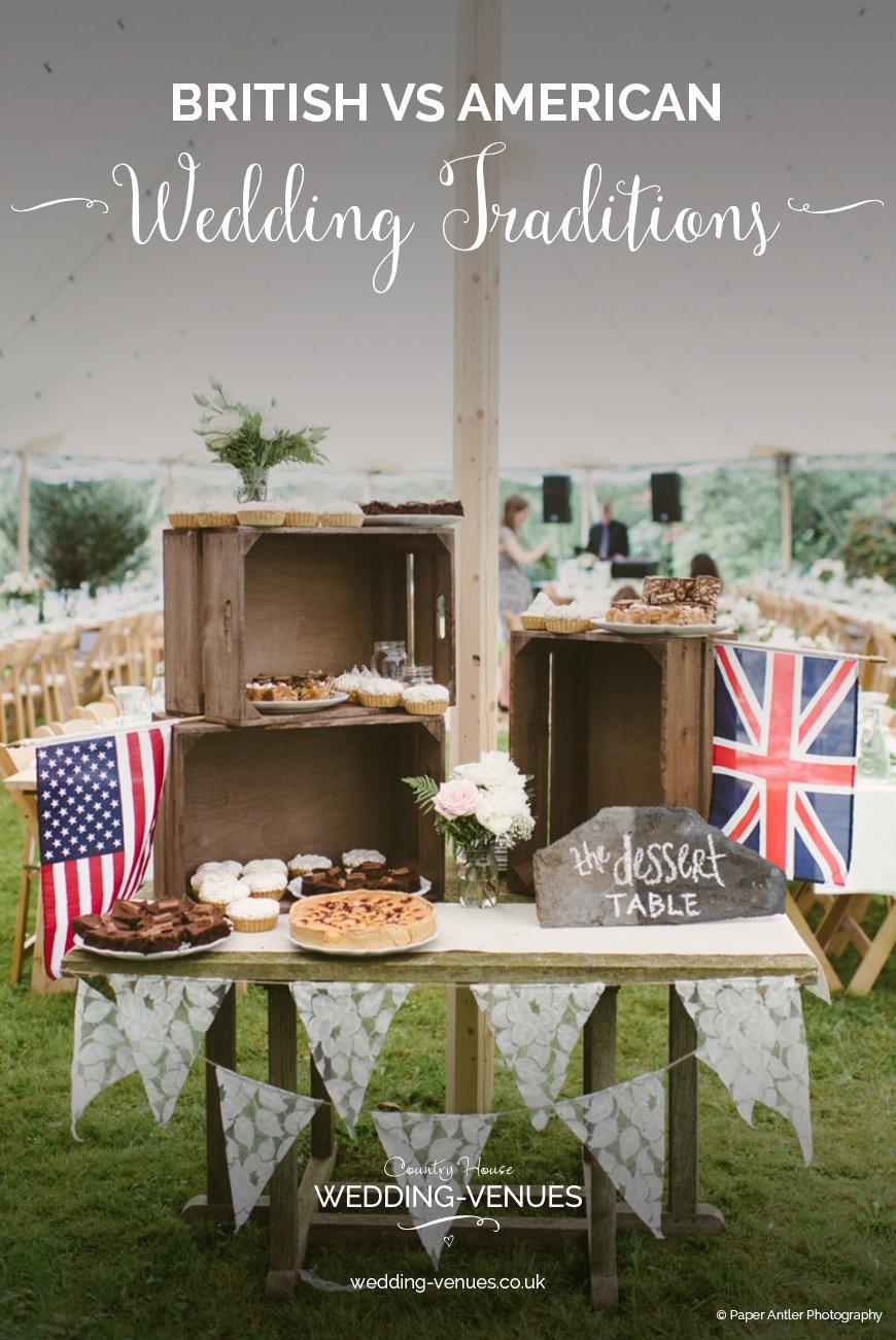 Royal Wedding – British vs American Wedding Traditions | CHWV