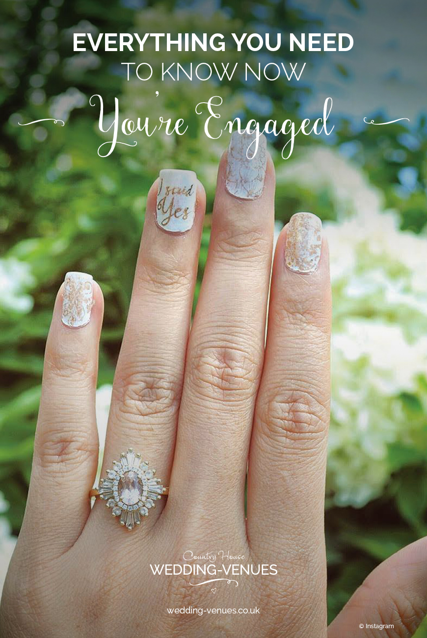 Everything You Need To Know Now You're Engaged | CHWV