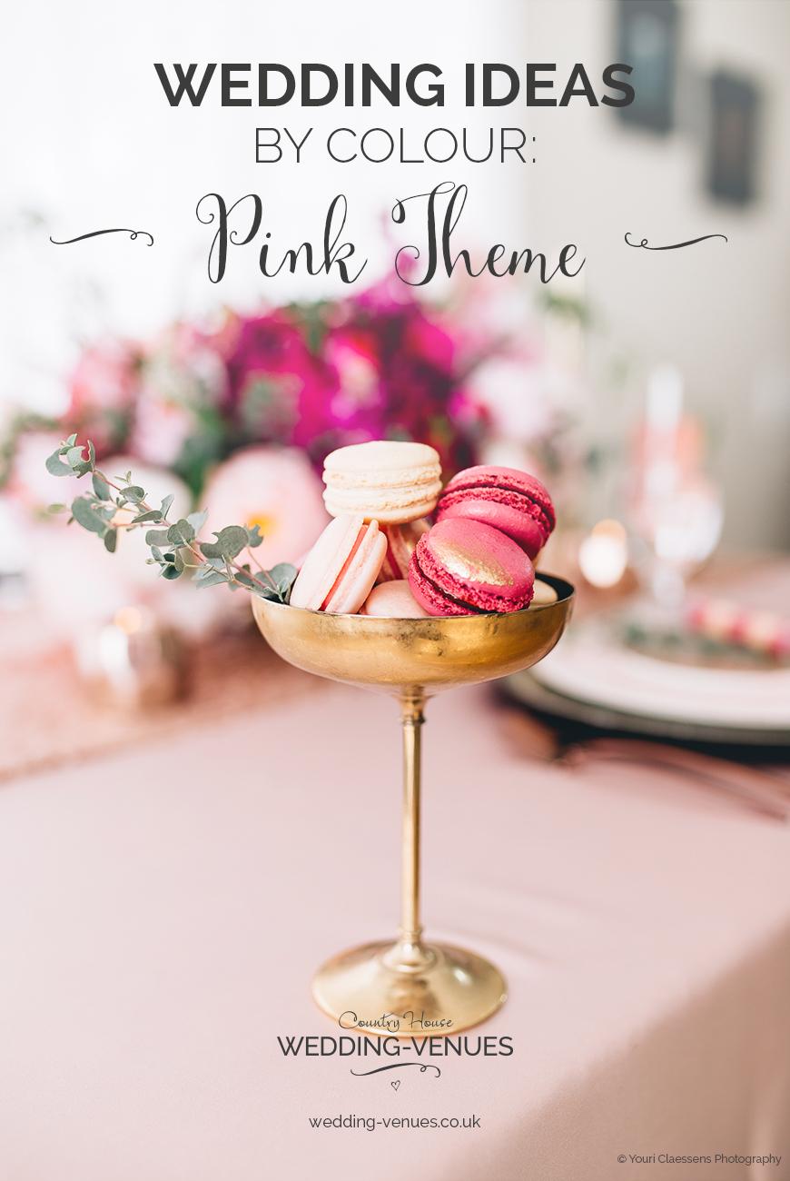 Wedding Ideas By Colour: Pink Wedding Theme | CHWV