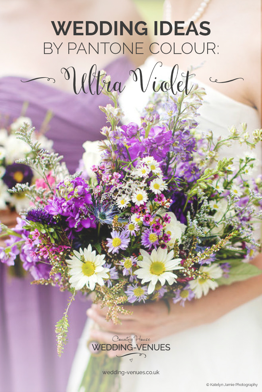 Wedding ideas by pantone colour ultra violet chwv wedding ideas by pantone colour ultra violet chwv junglespirit Image collections