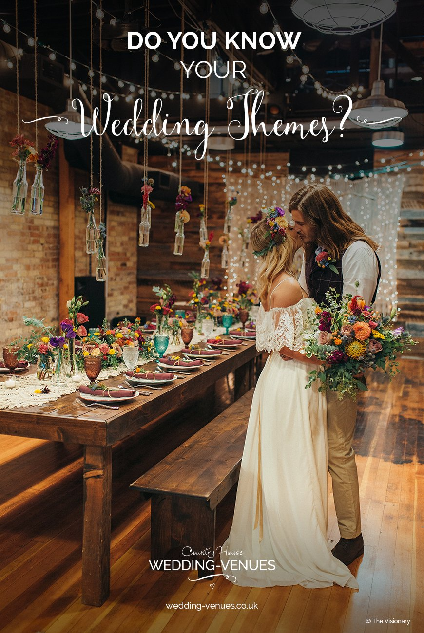 Do You Know Your Wedding Themes Chwv