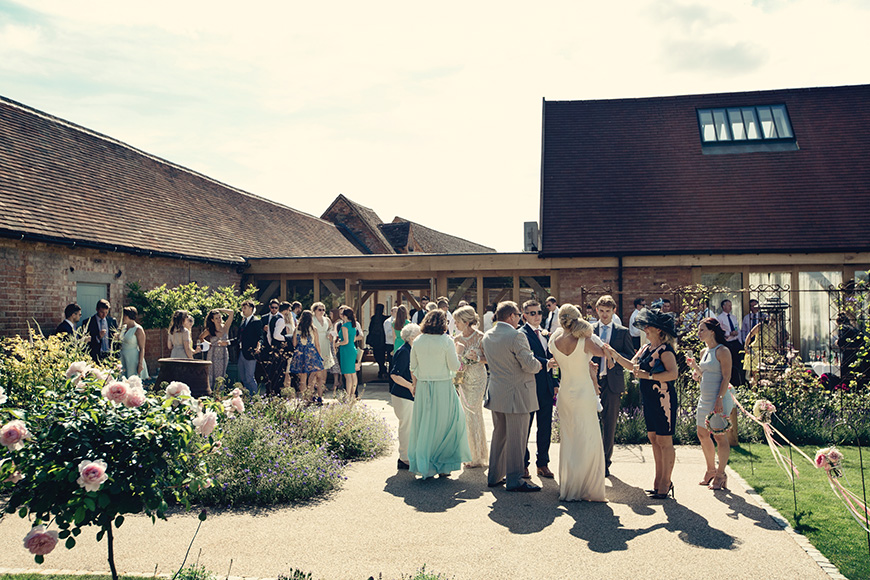 20 Incredible Barn Venues for the Perfect Summer Wedding - Bassmead Manor Barns | CHWV