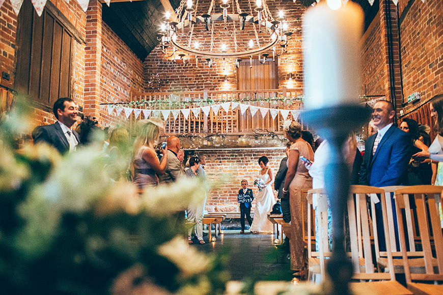 20 Incredible Barn Venues for the Perfect Summer Wedding - Curradine Barns | CHWV