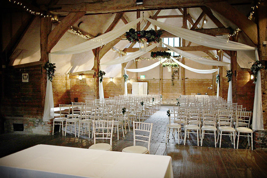 20 Incredible Barn Venues for the Perfect Summer Wedding - Lains Barn | CHWV