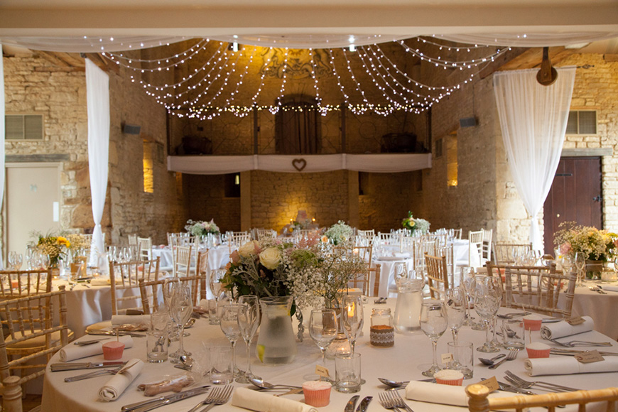 20 Incredible Barn Venues for the Perfect Summer Wedding - The Great Tythe Barn | CHWV