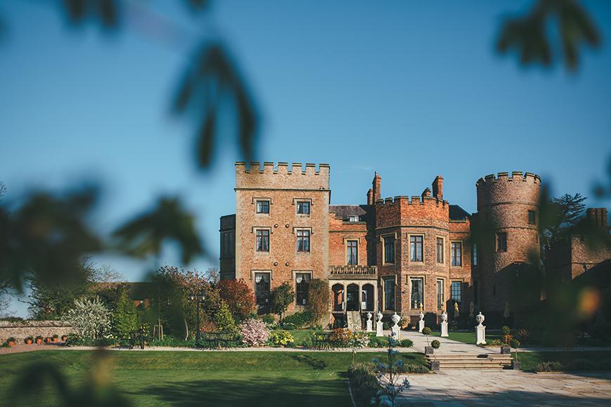 13 Incredible Castle Wedding Venues - Rowton Castle | CHWV