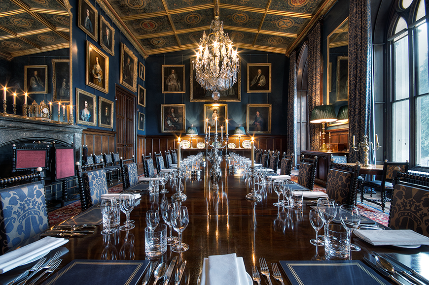 13 Incredible Castle Wedding Venues - Eastnor Castle | CHWV