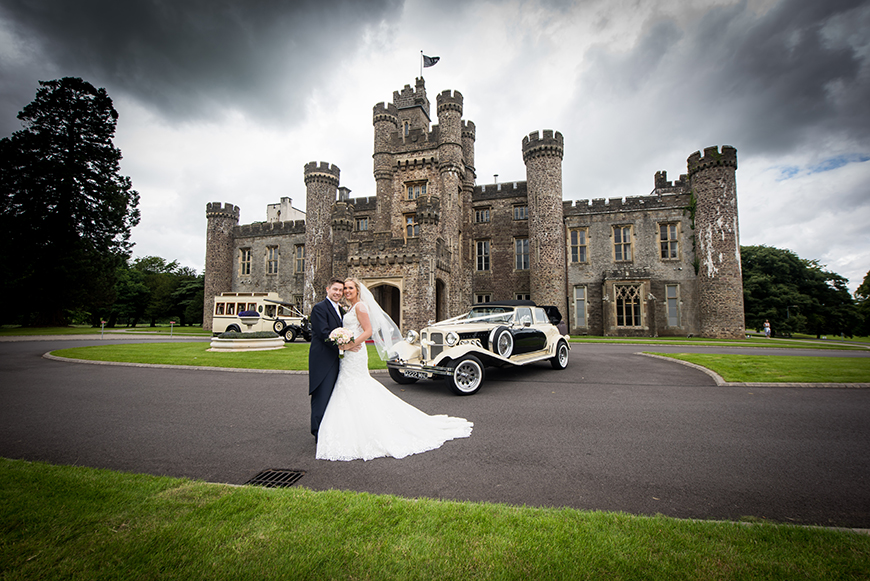 13 Incredible Castle Wedding Venues - Hensol Castle | CHWV