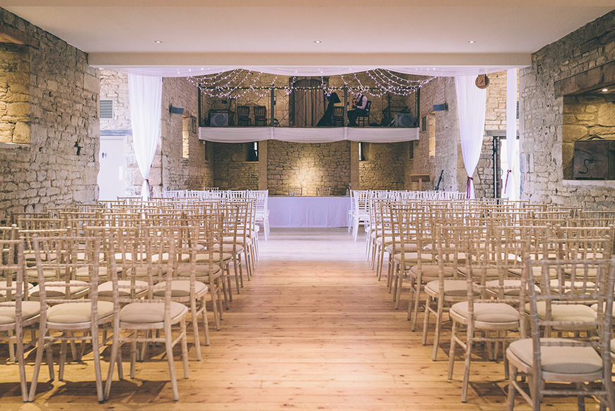 10 Incredible Country-Chic Wedding Venues - The Great Tythe Barn | CHWV