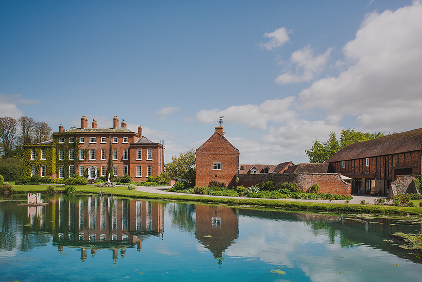 9 Intimate Wedding Venues That You Need To See This Summer - Delbury Hall | CHWV