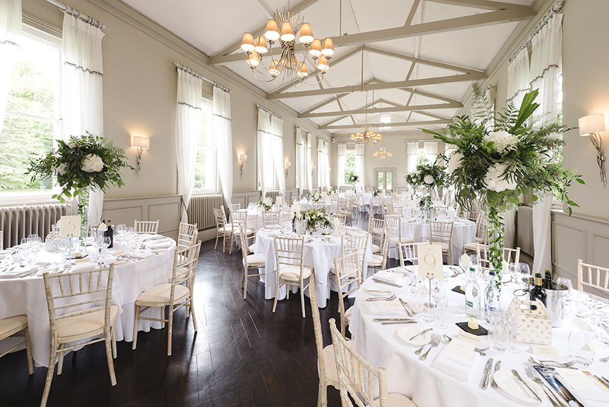 9 Intimate Wedding Venues That You Need To See This Summer - Morden Hall | CHWV