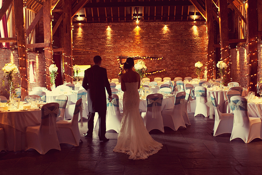 6 Intimate Wedding Venues in London (and nearby) - Cooling Castle Barn | CHWV