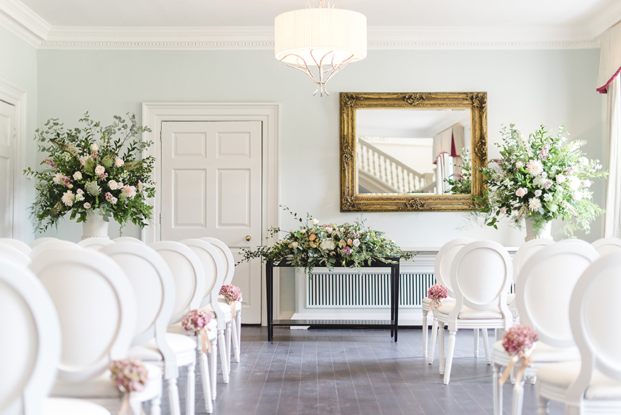 6 Intimate Wedding Venues in London (and nearby) - Morden Hall | CHWV