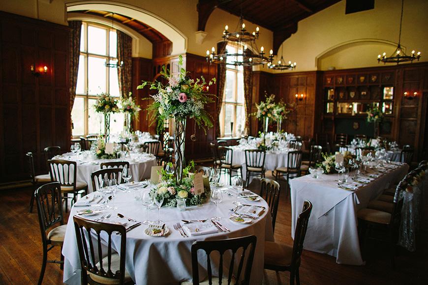Our Favourite Intimate Wedding Venues in Wales - Chateau Rhianfa   CHWV
