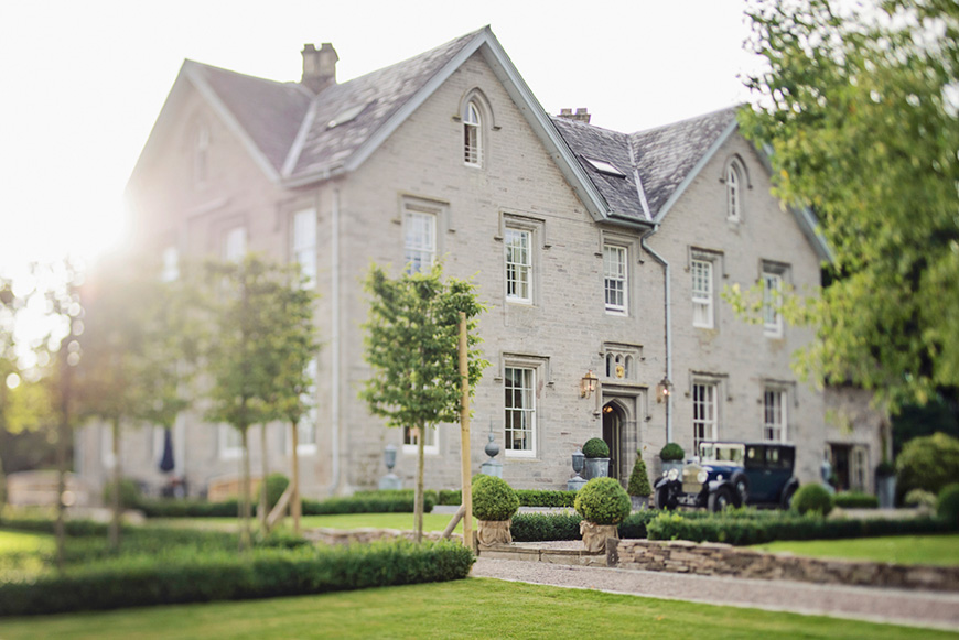 Our Favourite Intimate Wedding Venues in Wales - Lemore Manor   CHWV