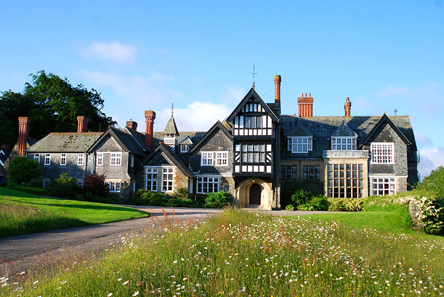 Our Favourite Intimate Wedding Venues in Wales - Plas Dinam   CHWV