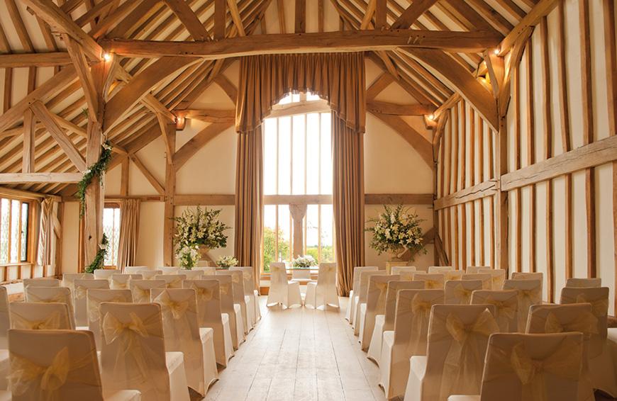 5 Incredible Intimate Wedding Venues in Surrey - Cain Manor | CHWV