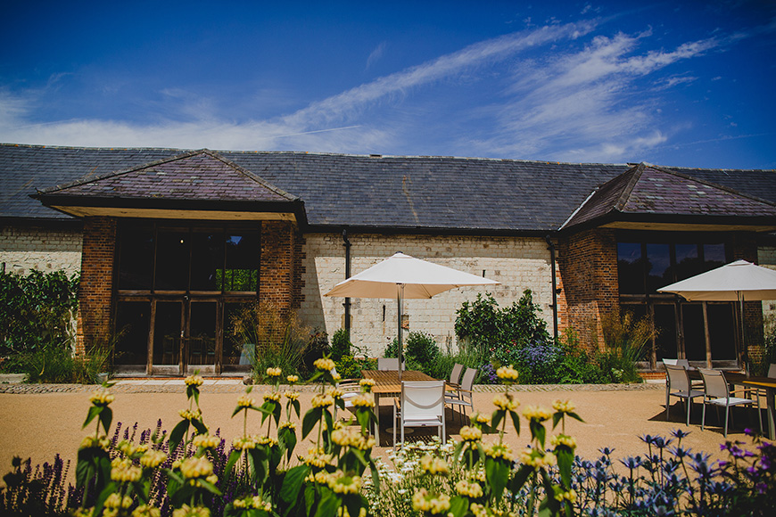5 Incredible Intimate Wedding Venues in Surrey - The Barn at Bury Court | CHWV