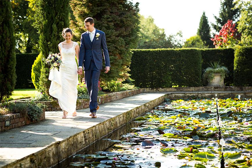 5 Incredible Intimate Wedding Venues in Surrey - Smallfield Place | CHWV