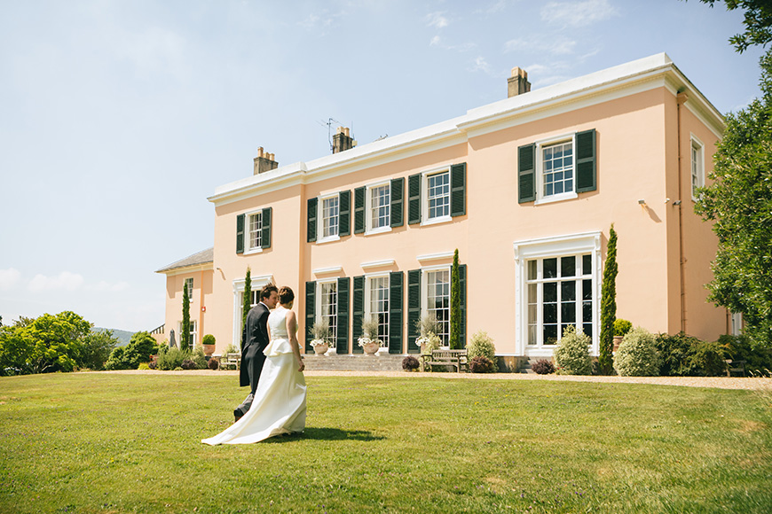 9 Intimate Wedding Venues in West Sussex - Bignor Park | CHWV