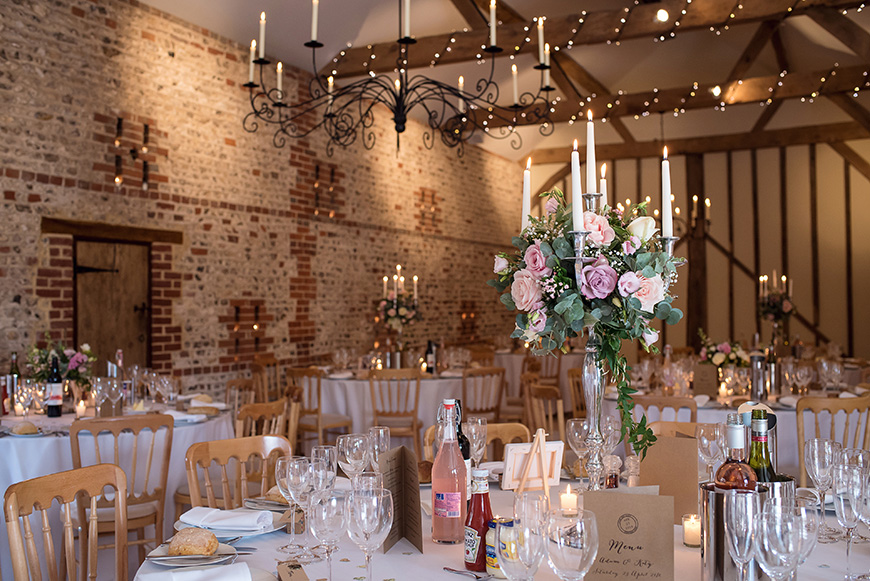 9 Intimate Wedding Venues in West Sussex - Upwaltham Barns | CHWV