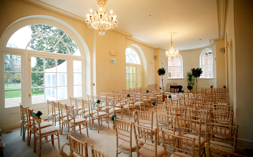 Finding The Perfect Country House Wedding Venue In Shropshire - Iscoyd Park | CHWV