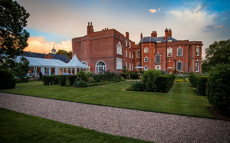 Finding the perfect country house wedding venue in for Find the perfect house