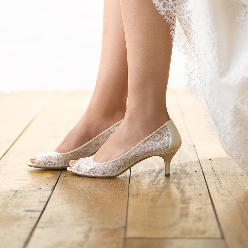 Jaw-Dropping Wedding Shoes To Suit Every Budget - Harriet Wilde | CHWV