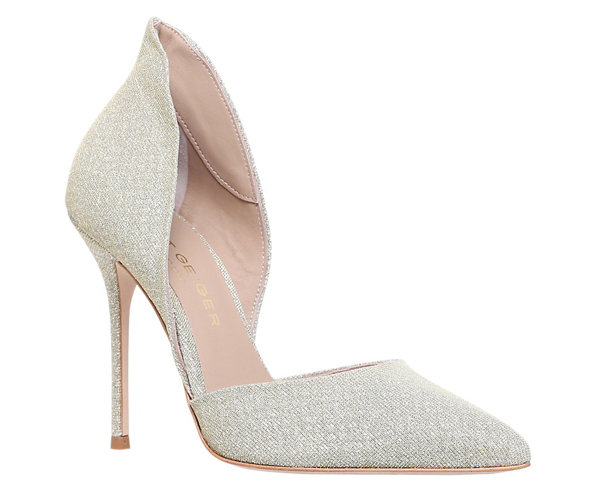 Jaw-Dropping Wedding Shoes To Suit Every Budget - John Lewis Kurt Geiger | CHWV