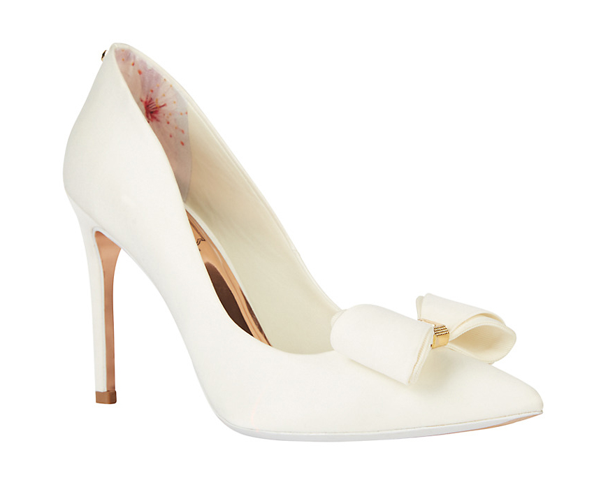 Jaw-Dropping Wedding Shoes To Suit Every Budget - John Lewis Ted Baker | CHWV