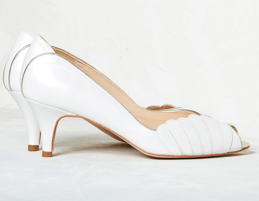 Jaw-Dropping Wedding Shoes To Suit Every Budget - Rachel Simpson | CHWV