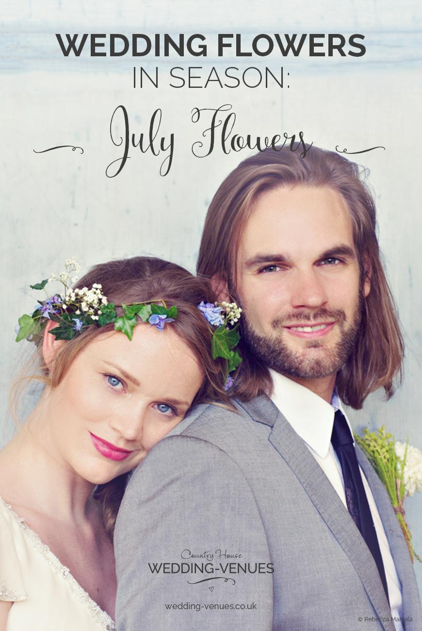 July Wedding Flowers Wedding Flowers By Season Chwv