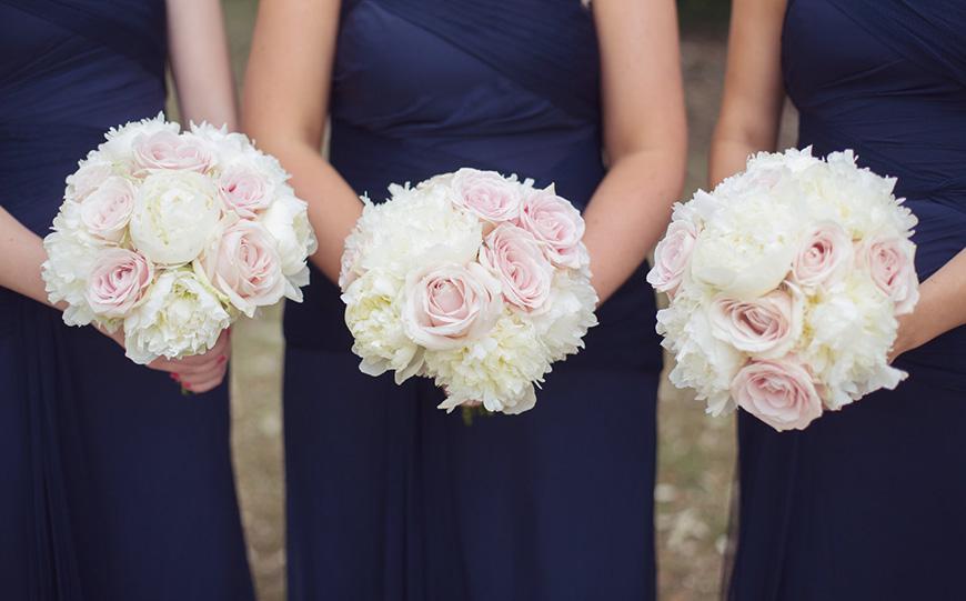 Wedding Flowers in Season: July Wedding | CHWV