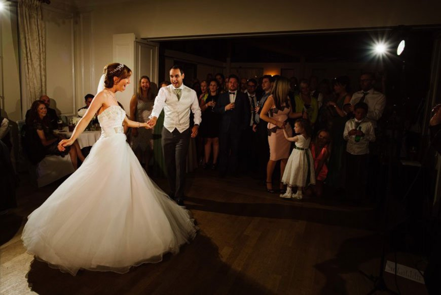 Keeping those Wedding Worries at Bay - What if there's an empty dancefloor? | CHWV
