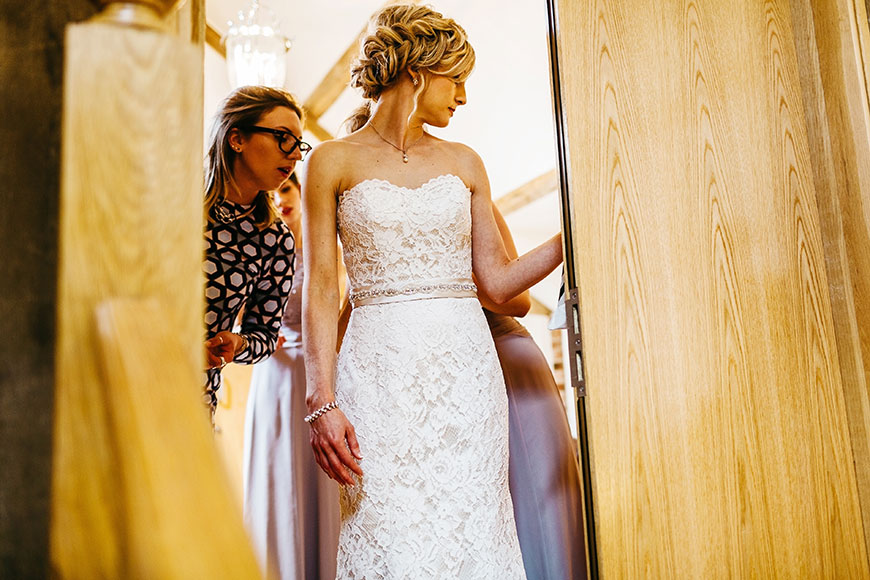 Keeping those Wedding Worries at Bay - What if my dress doesn't fit? | CHWV