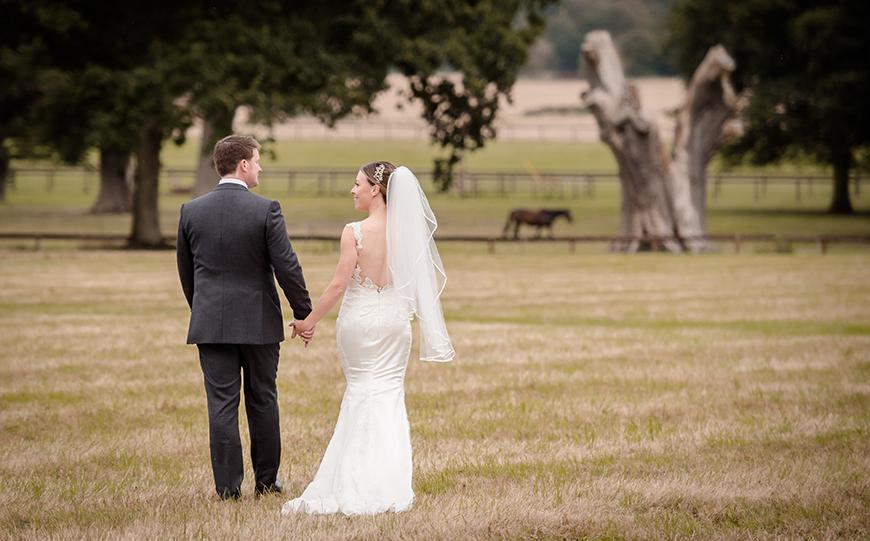 6 Glorious Garden Wedding Venues - Kirtlington Park | CHWV