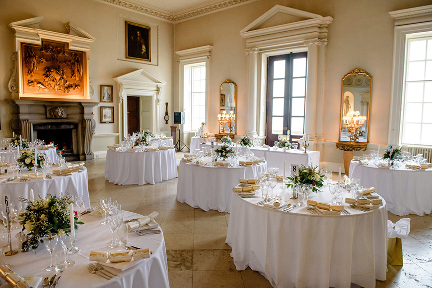 9 Glamorous And Grand Wedding Venues That You Have To See - Kirtlington Park | CHWV