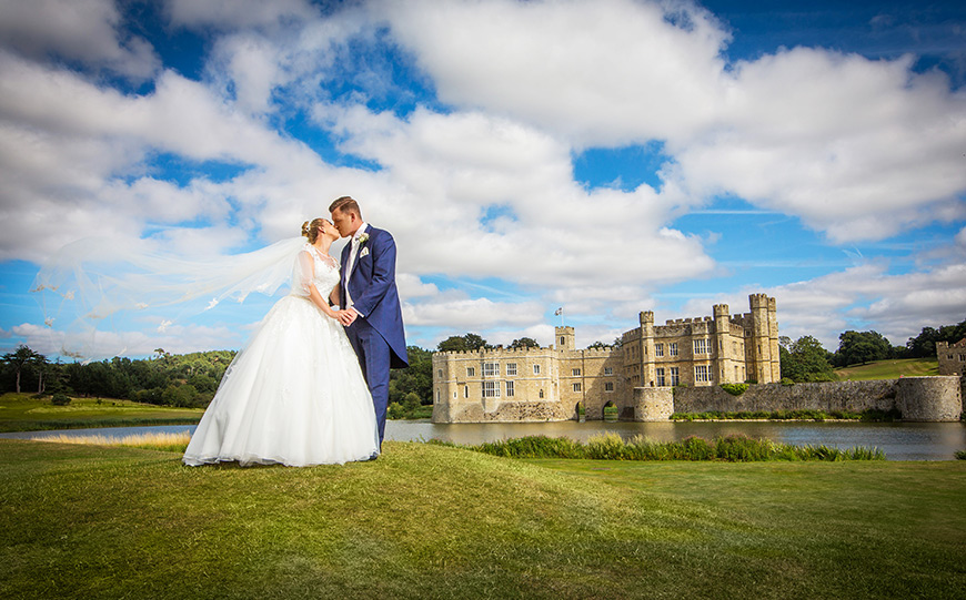 27 Intimate Wedding Venues That You Have To See - Leeds Castle | CHWV