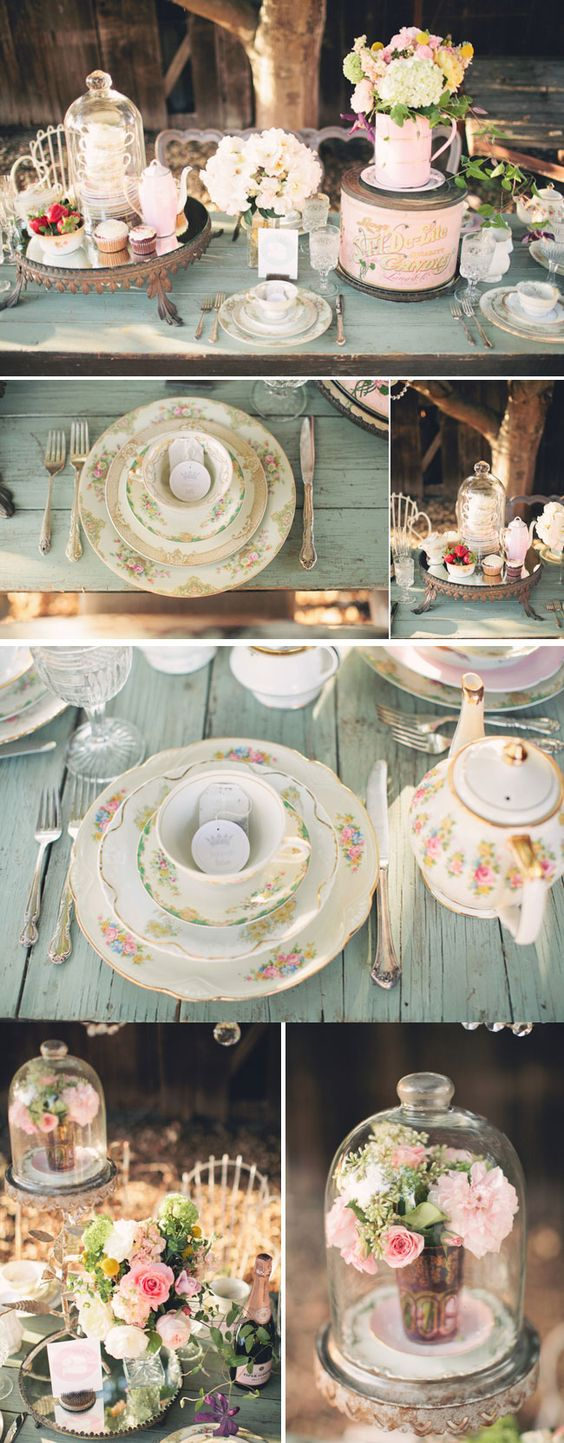 The best easter wedding ideas chwv for Victorian tea party supplies