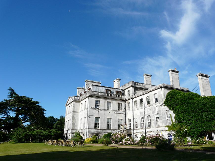 7 Lush London Wedding Venues - Addington Palace | CHWV