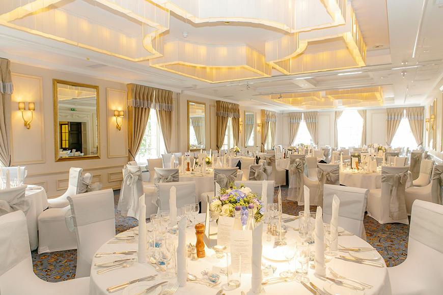 7 Lush London Wedding Venues - Caledonian Club | CHWV