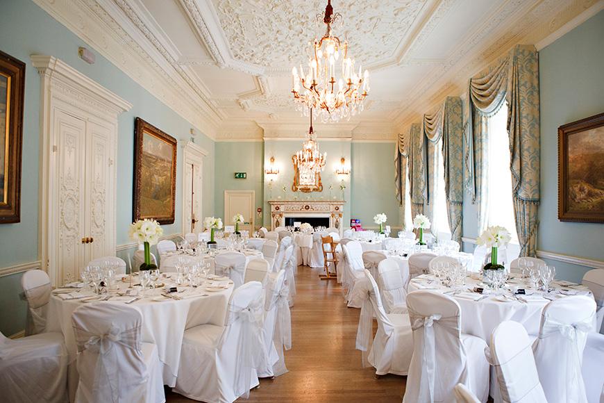 7 Lush London Wedding Venues - Dartmouth House | CHWV