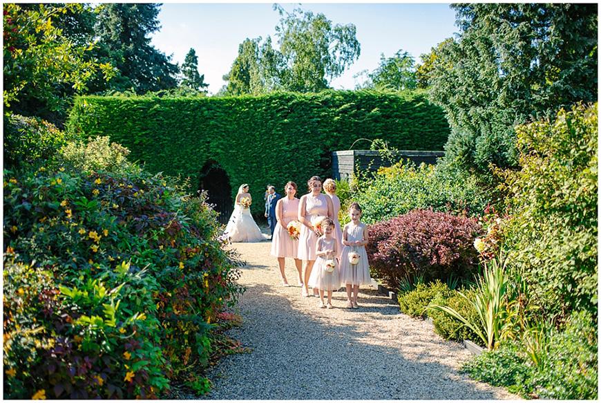 7 Lush London Wedding Venues - Gaynes Park | CHWV