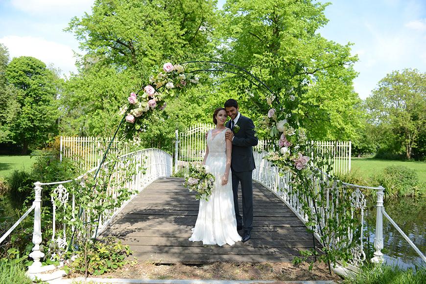 7 Lush London Wedding Venues - Morden Hall | CHWV