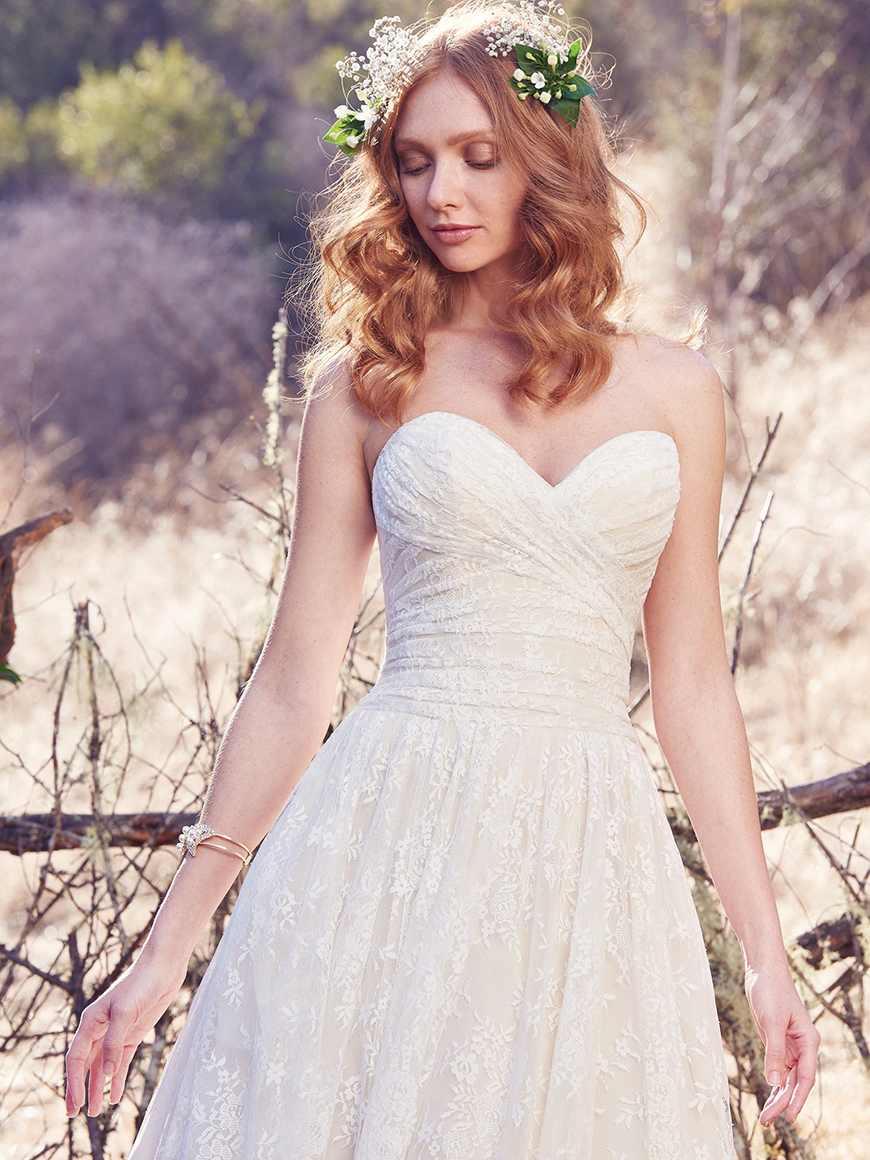 A Closer Look At Maggie Sottero Wedding Dresses - Marta | CHWV
