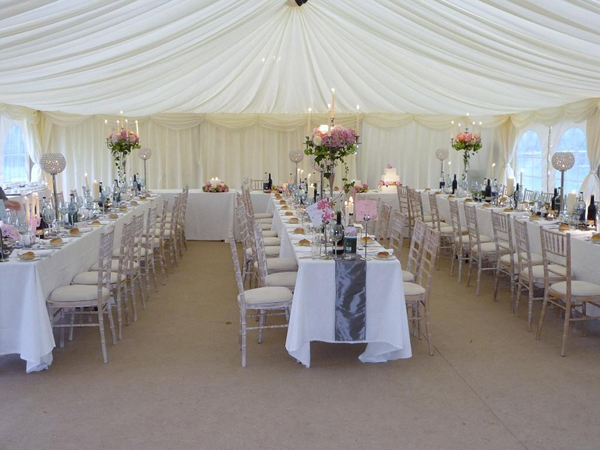 11 Magnificent Marquee Wedding Venues - Balcombe House | CHWV