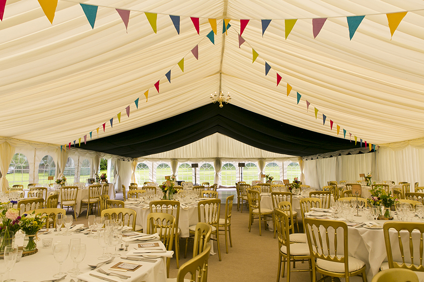 11 Magnificent Marquee Wedding Venues - Brewerstreet Farmhouse | CHWV
